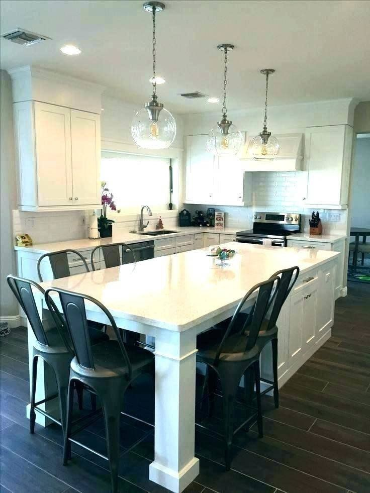 Kitchen With Island And Dining Table Fresh Kitchen Island Dining Tabl Kitchen Dining Room Combo Kitchen Island Table Combination Kitchen Island And Table Combo