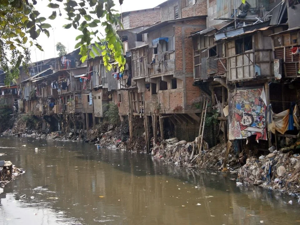 37++ City slums info