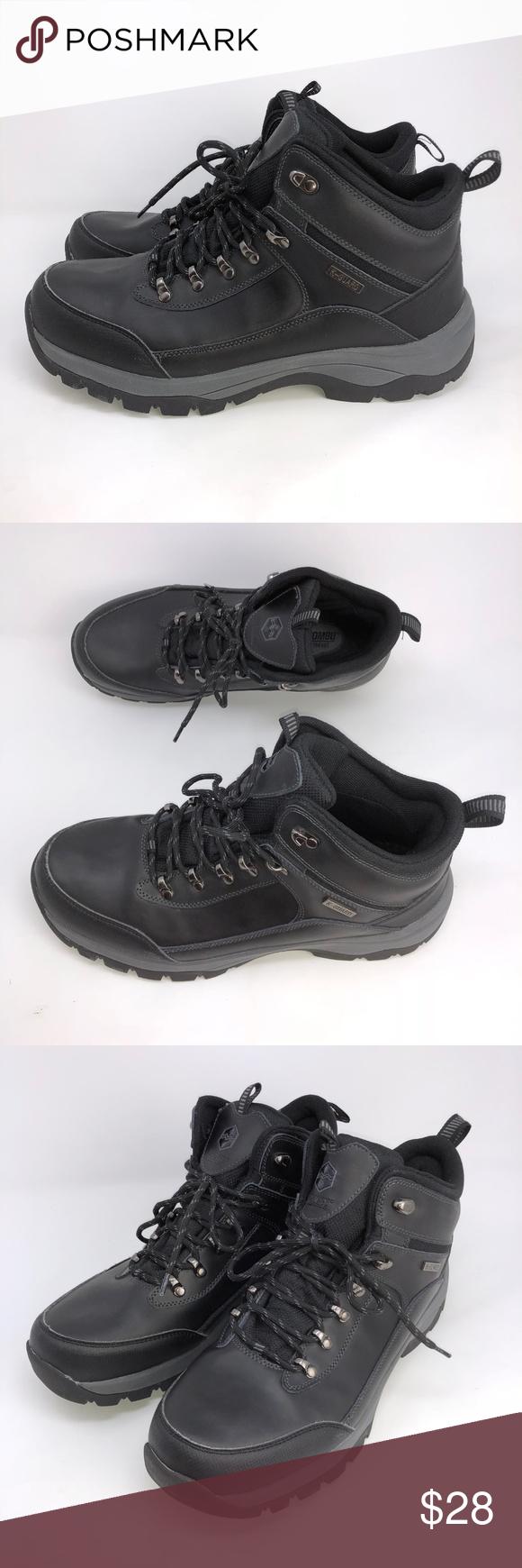 d067fd02ae5 Khombu Summit Men's Waterproof Leather Hiking Boot NEW Khombu Summit ...