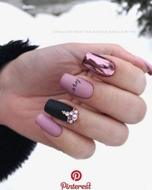 The Spring 2019 Nail Trends You Need To Know Cute Acrylic Nails
