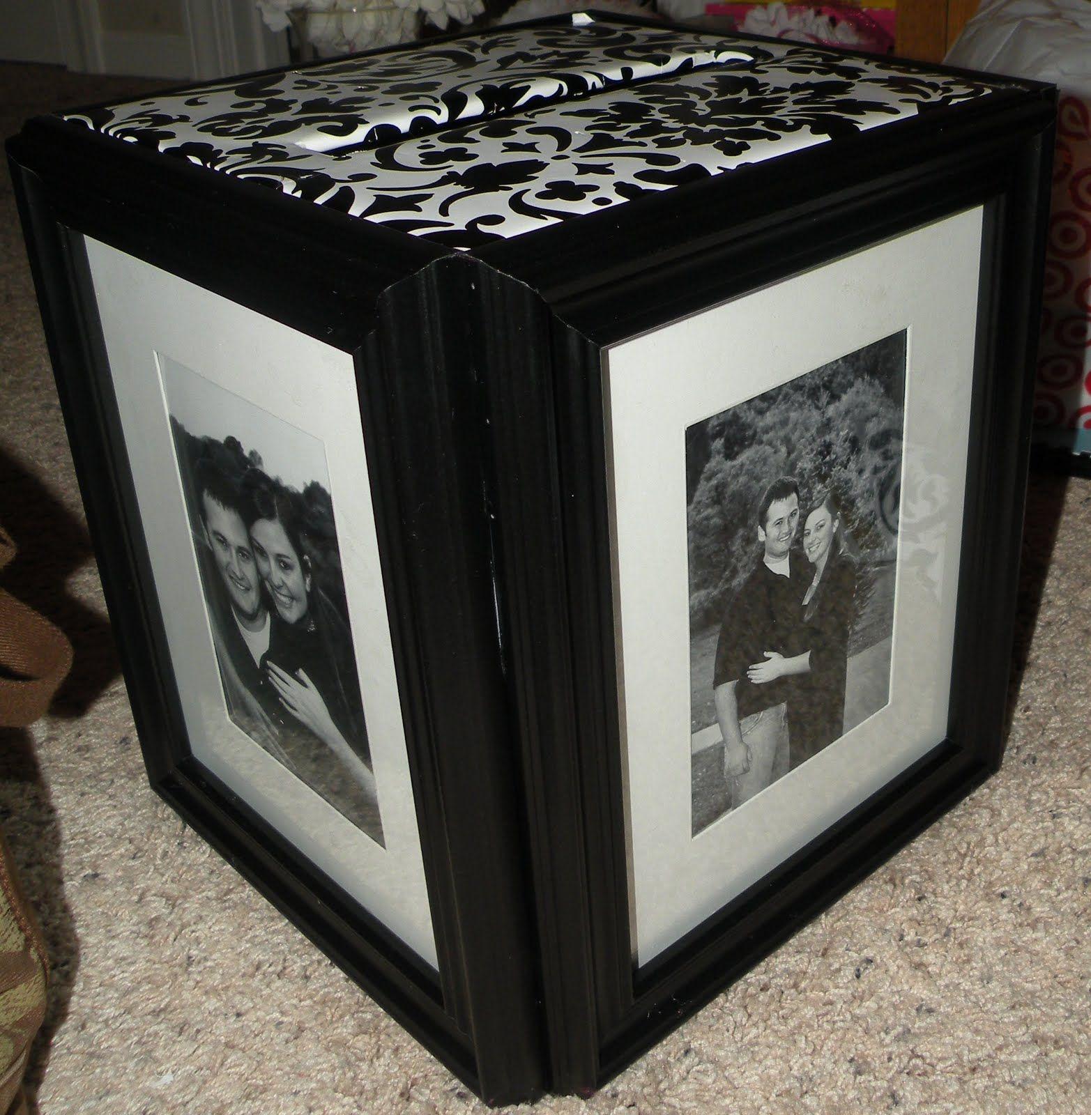 cute idea for a card box