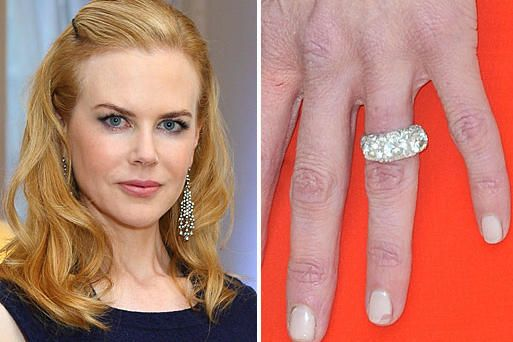 Celebrity Engagement Rings We Can\'t Help But Fall In Love With