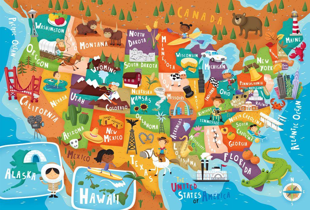 Map Of Alaska And Washington State.Need Washington State Alaska Oregon Both Dakota New Hampshire And