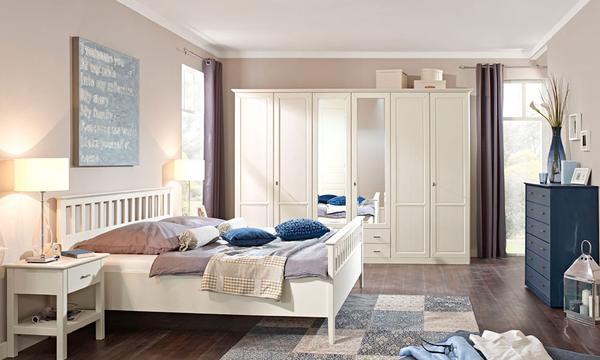Loddenkemper Schlafzimmermöbel Fichte massiv Bett