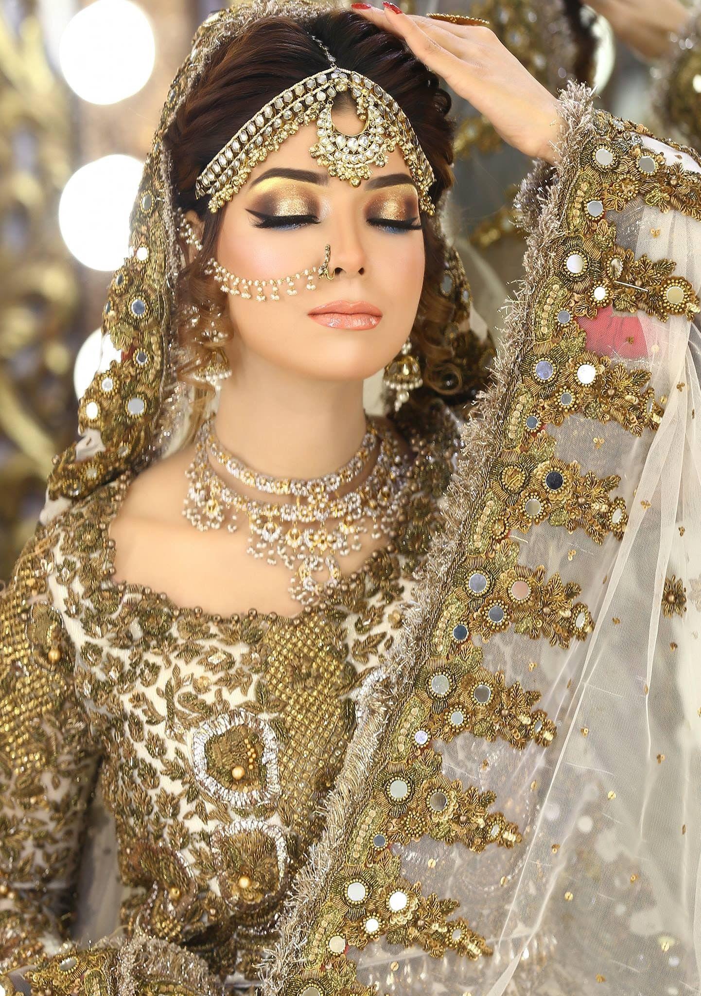 Pin by Afshii Ansarii on Dulhania Pakistani bridal