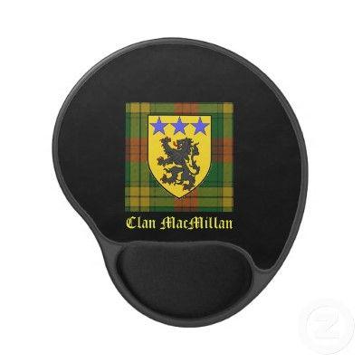 Clan MacMillan mousepad