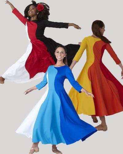 Total Praise...Beautiful!! Praise Dance WearPraise ... - Praise Dance Garments, Mime Robes & Worship Accessories Worship