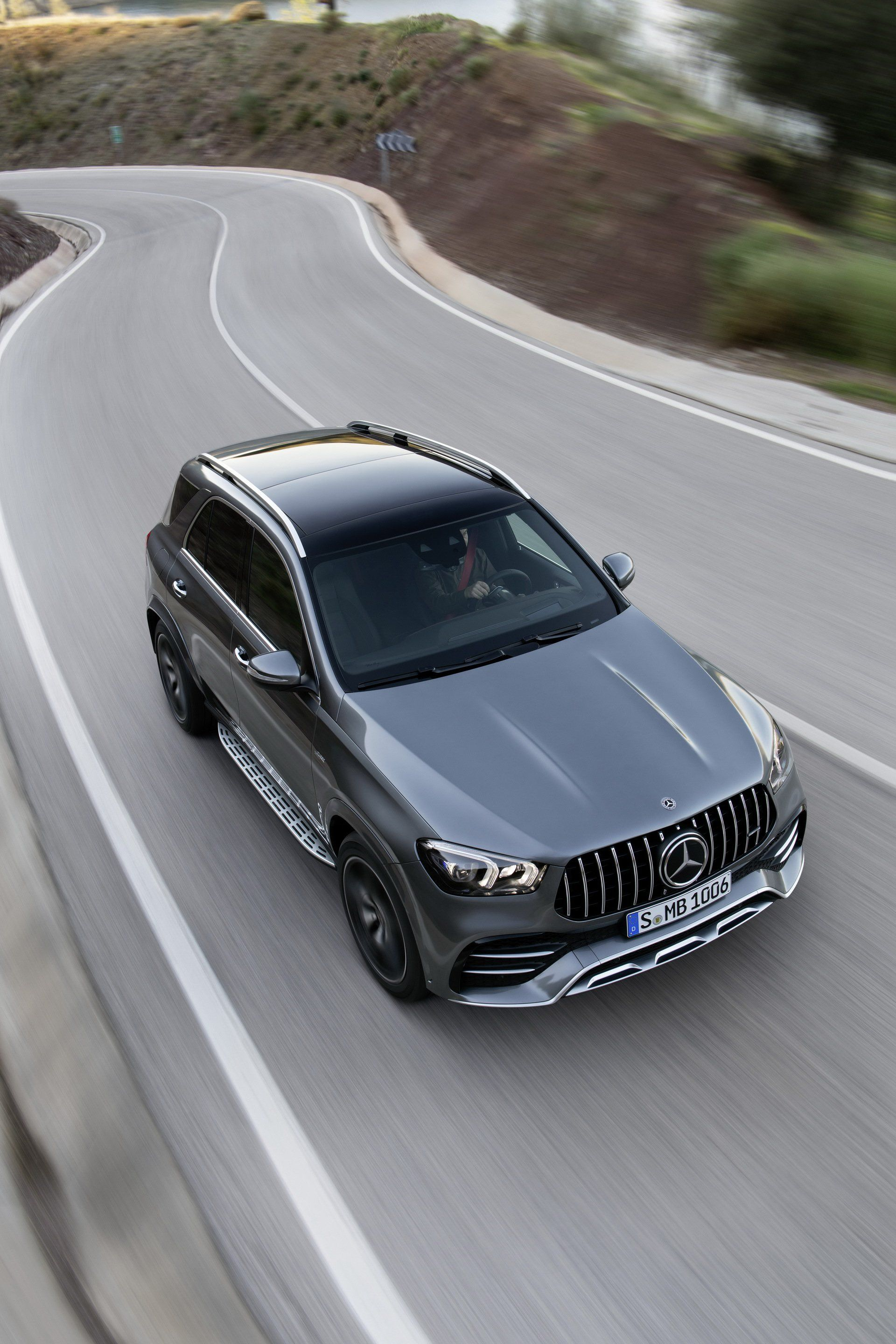 2020 Mercedes Amg Gle 53 4matic Has Straight Six With Twin Turbos