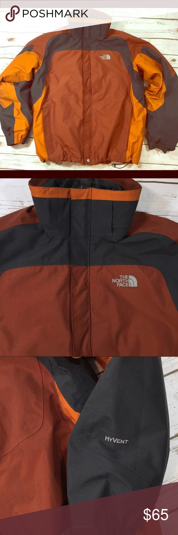 Men S Large The North Face Hyvent Jacket North Face Hyvent Jacket Jackets North Face Hyvent [ 1740 x 580 Pixel ]