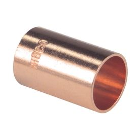 3 4 In X 3 4 In Copper Slip Coupling Fitting Copper Fittings Fittings Taper Candle Holders