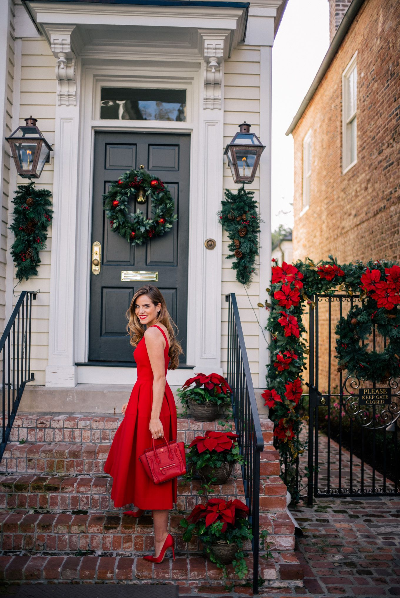 Ladylike Red Join Me In Atlanta My Style Pinterest Gal Meets