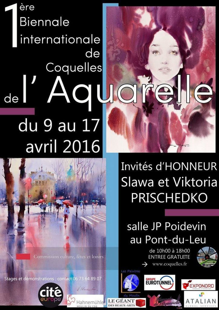 Les Peintres Du Moulin Coquelles Pres De Calais Organisent