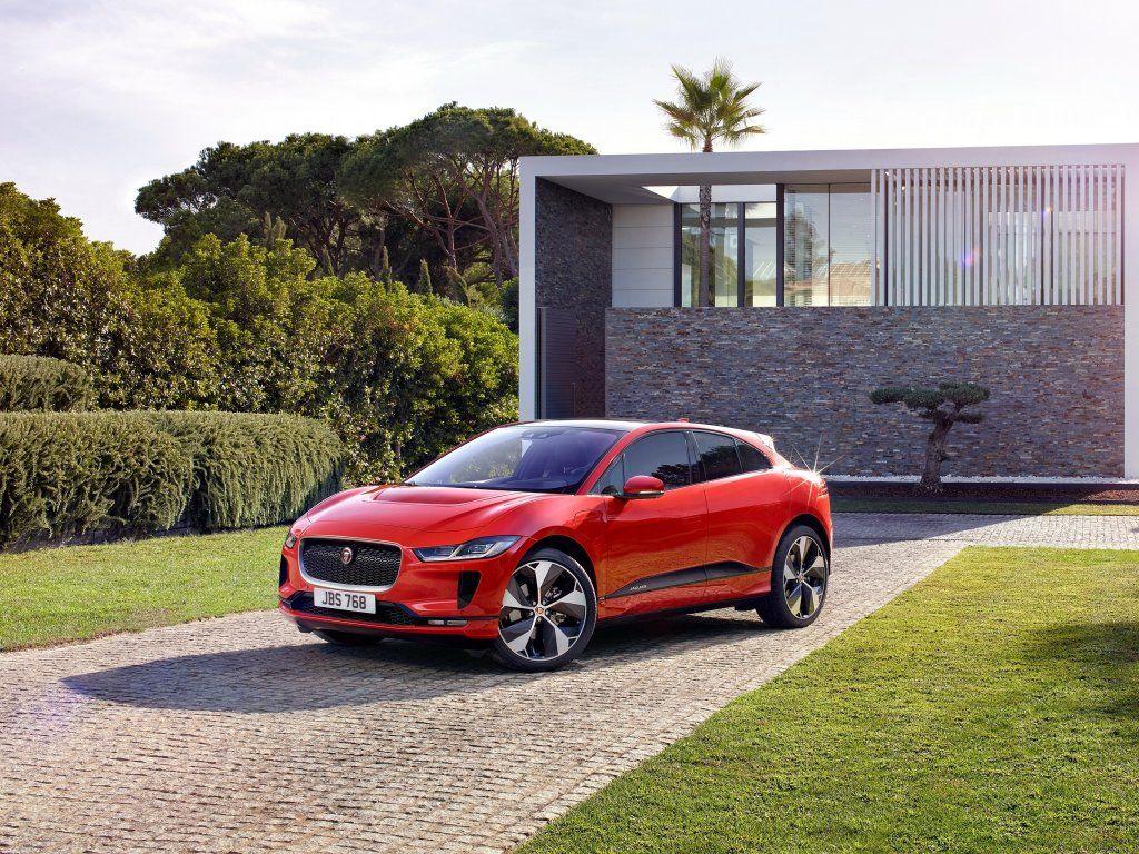 Jaguar I-Pace EV400 AWD HSE, Geneva motor show, 2018 ...