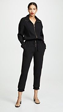 1de5c2456189 Nanushka Mercury Jumpsuit Jumpsuit Style