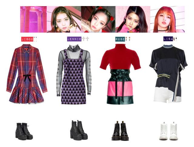 BLACKPINK - AS IF TI\u0027S YOUR LAST💛💚❤ 💜💙💖 Blackpink, Unif and