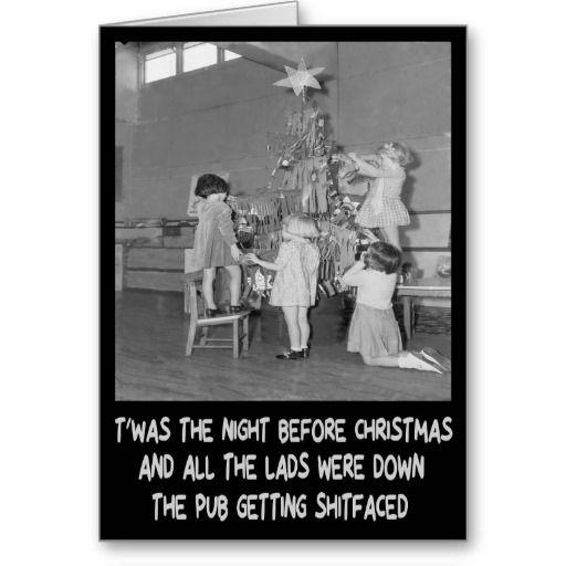 Funny Lads Christmas Card Funny Christmas And Christmas Eve