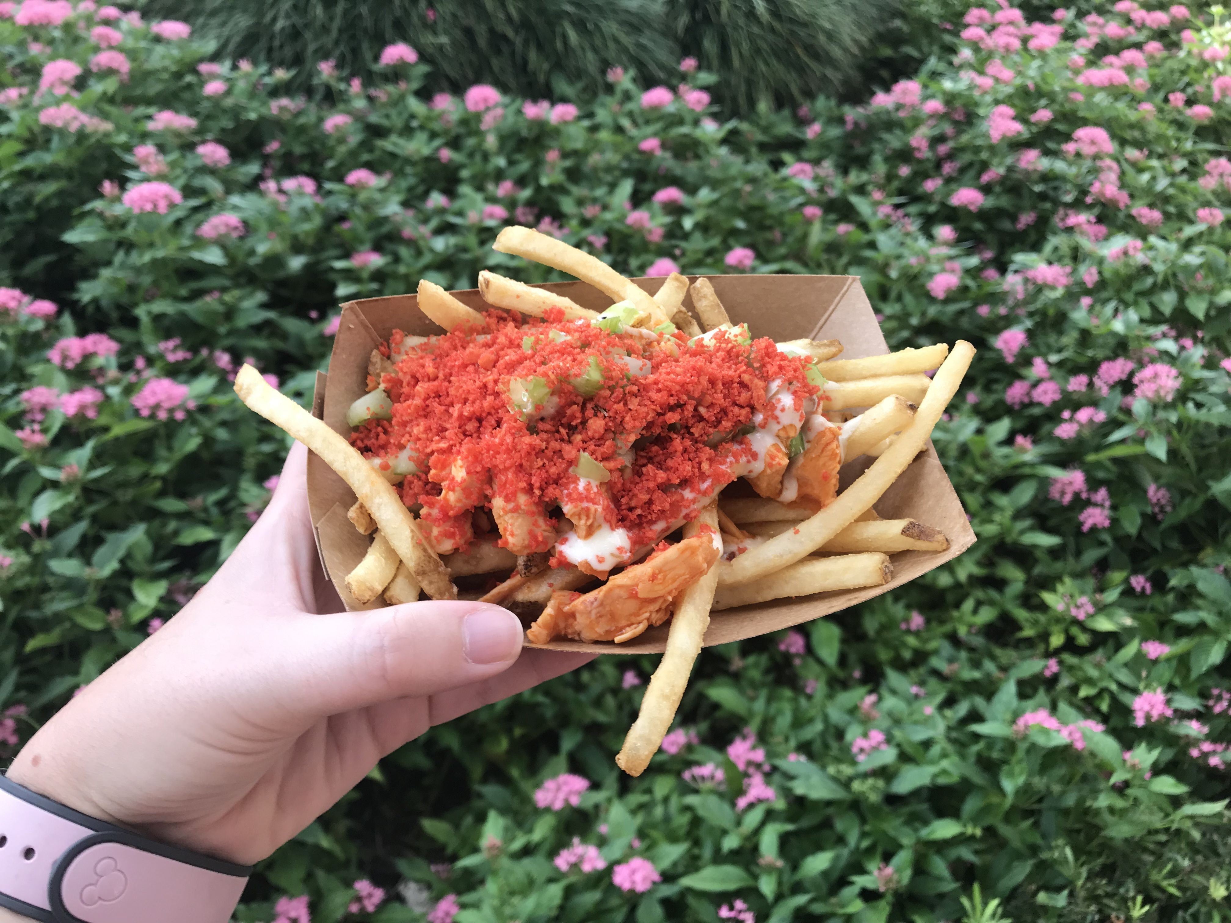Buffalo Chicken Loaded Fries Are A Home Run At Casey S Corner Buffalo Chicken Loaded Fries Chicken
