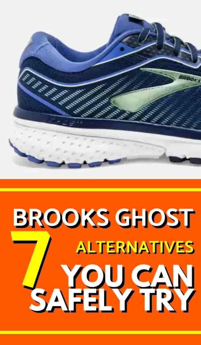 Top 7 Best Brooks Ghost Alternatives