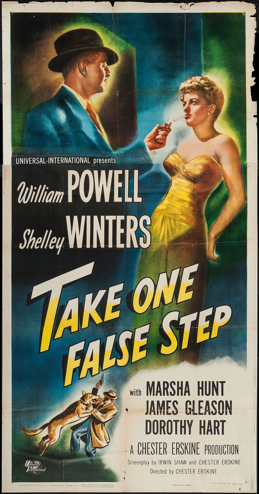 Download Take One False Step Full-Movie Free