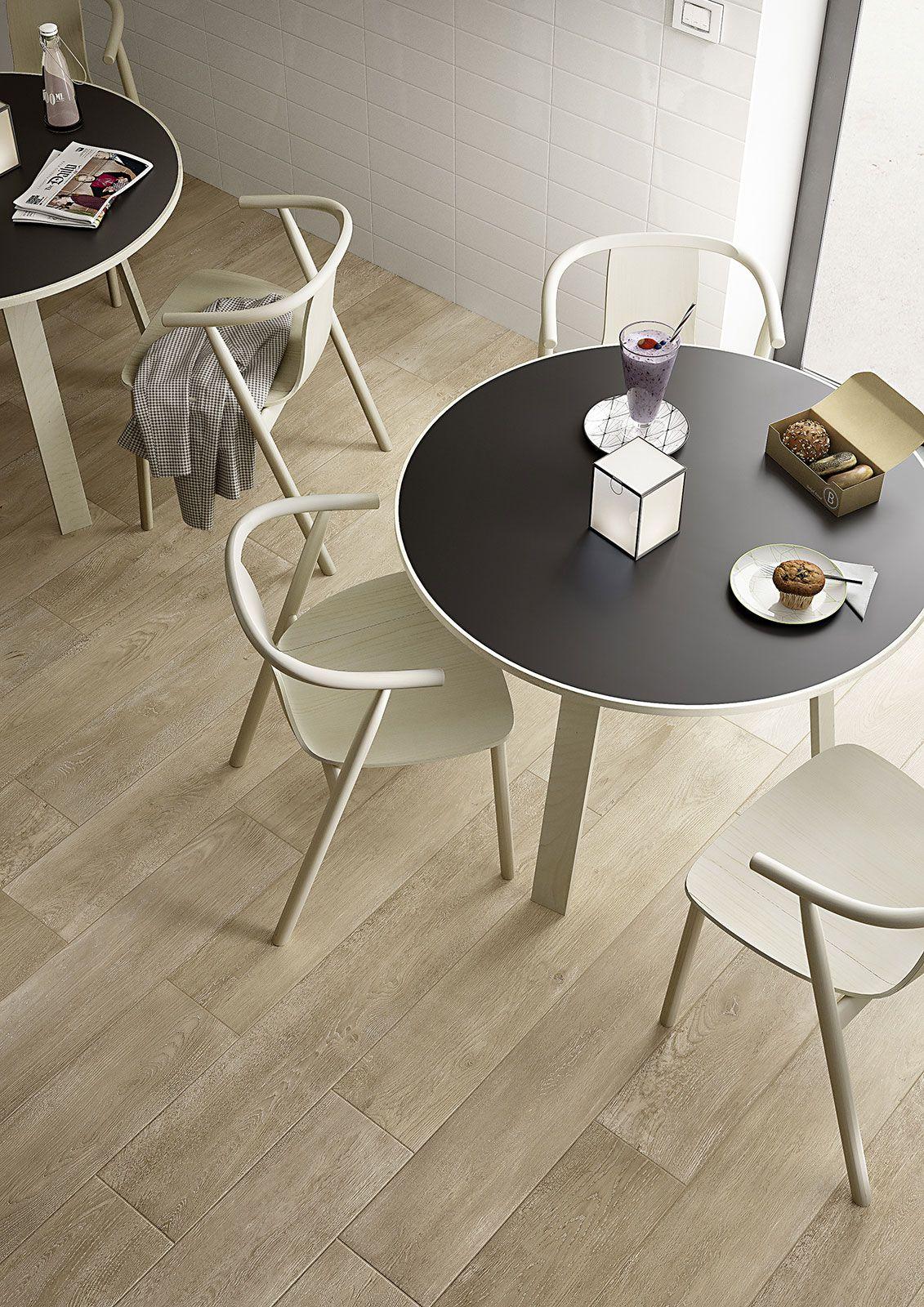 Treverktime Ceramic Tiles Marazzi 6543 Parquet Flooring