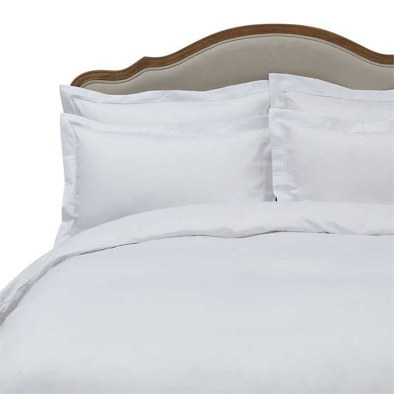 Hepburn Egyptian Cotton Bed Linen Pillow Case Oxford Standard