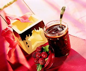 Raspberry-Fudge Sauce