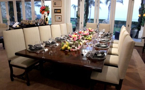A Touch Of Luxe Real Housewife Yolanda Foster S Home Yolanda Foster Home Yolanda Foster Driven By Decor