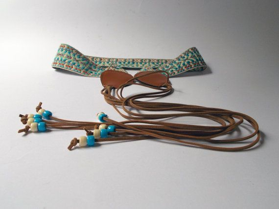 Belt Light Brown Vegan faux leather Fabric by Prettyawesomevintage, $16.99