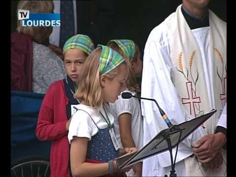 Page de retour Sujet/Récitation du chapelet/Enfant/Lourdes/ 0370ef36285a05fc8d0e2fa68c92cf69