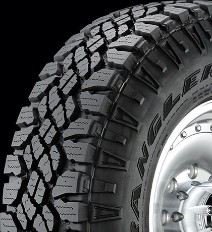 Wrangler duratrac size 26560r18 pinterest light truck truck the wrangler duratrac is goodyears on off road commercial traction light truck tire developed for the drivers of multi purpose full sized pickups vans mozeypictures Images