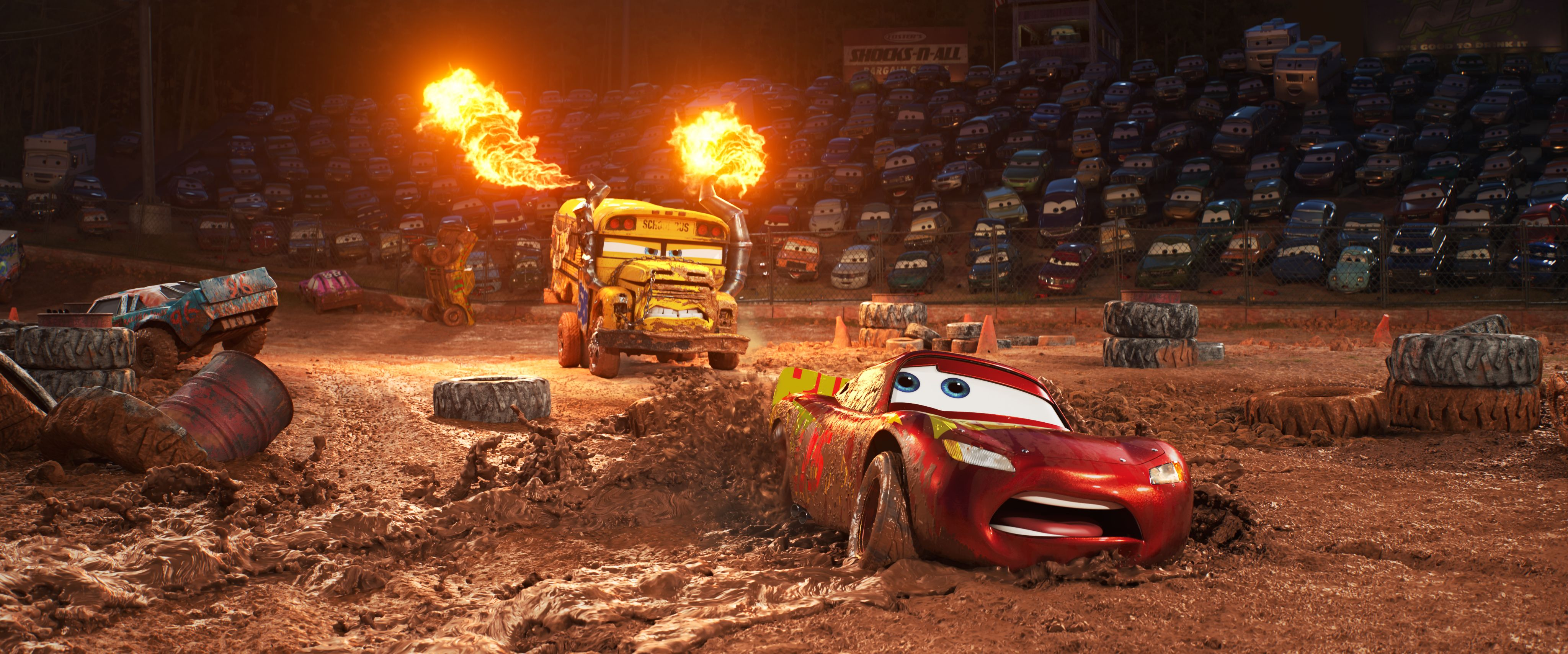Image Result For Disney Cars Miss Fritter Wallpaper With Images