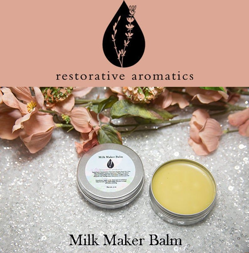 Milk Maker Balm #jojobaoil