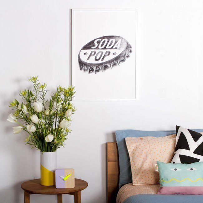Soda Pop Print - Prints - Decor - Homeware