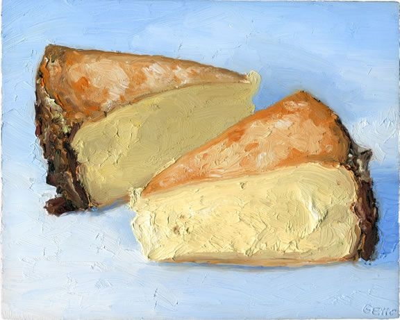 Mike Geno - Cheese Portraits - Two Winnimeres
