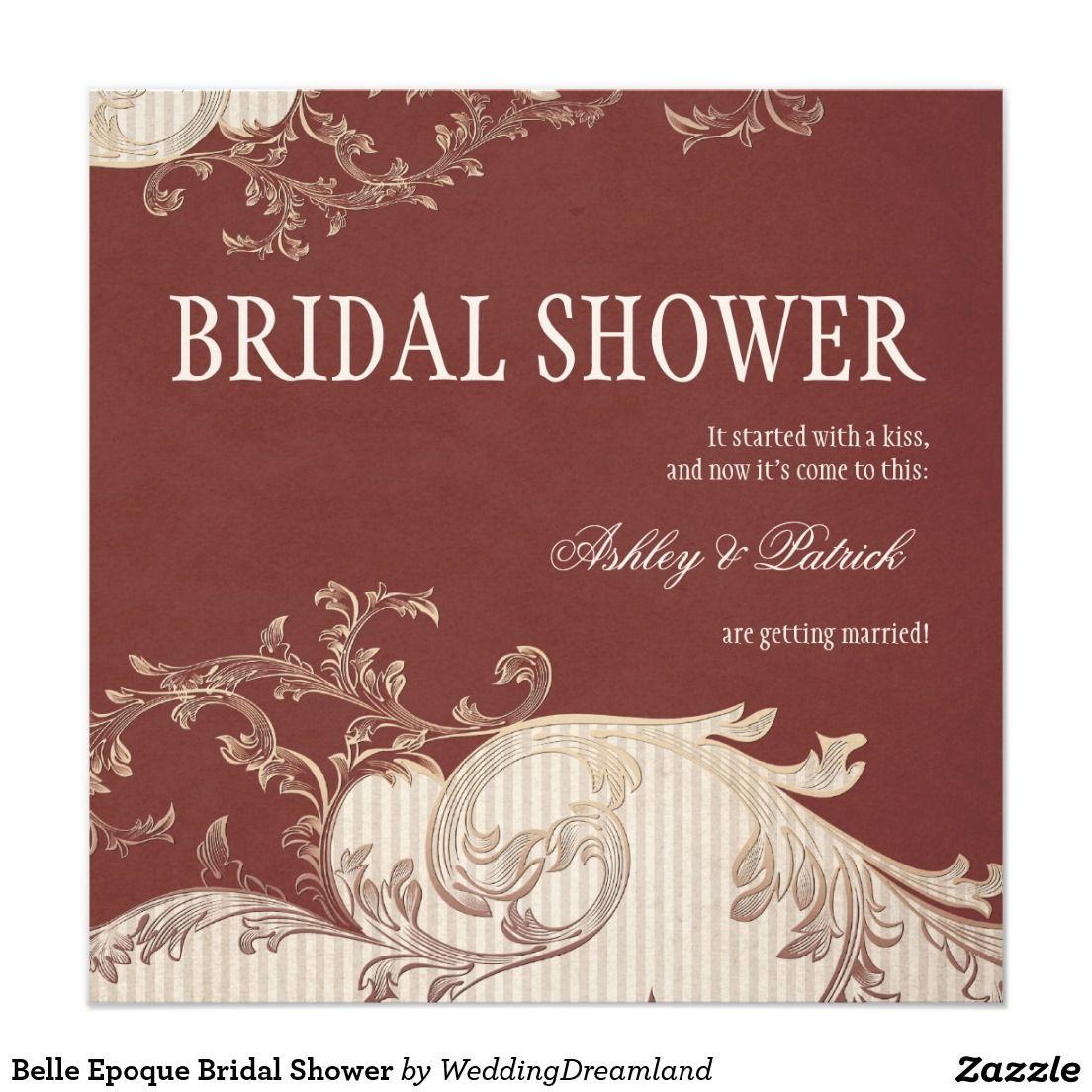 Enchanting Kitchen Wedding Shower Invitations Model - Invitations ...