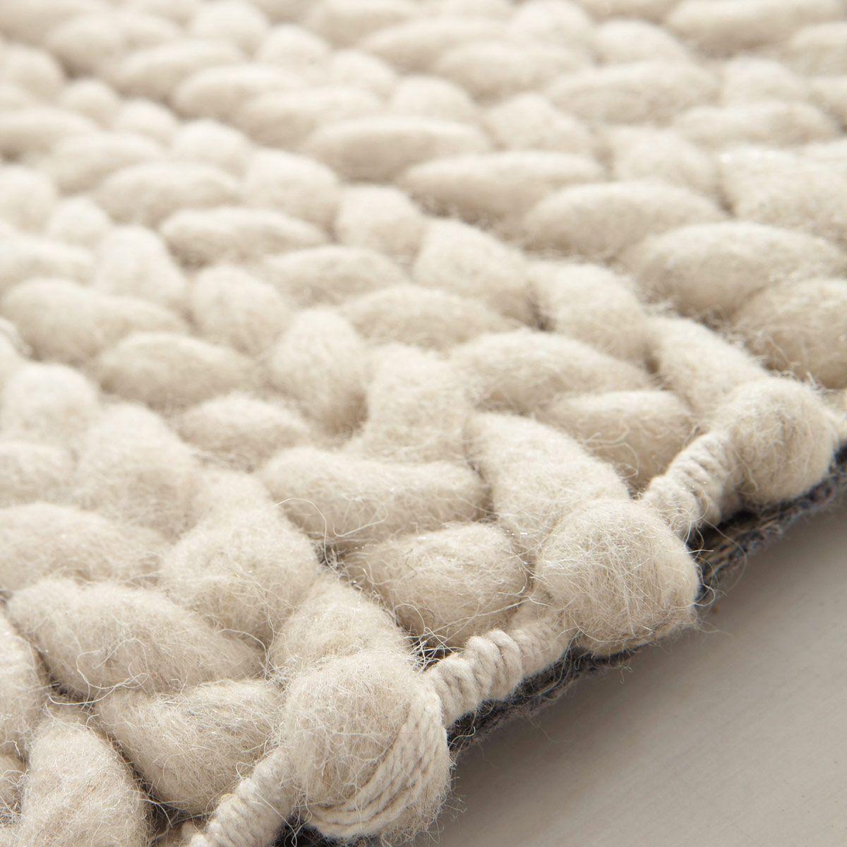 teppich beige stockholm 140x200 teppiche rugs. Black Bedroom Furniture Sets. Home Design Ideas