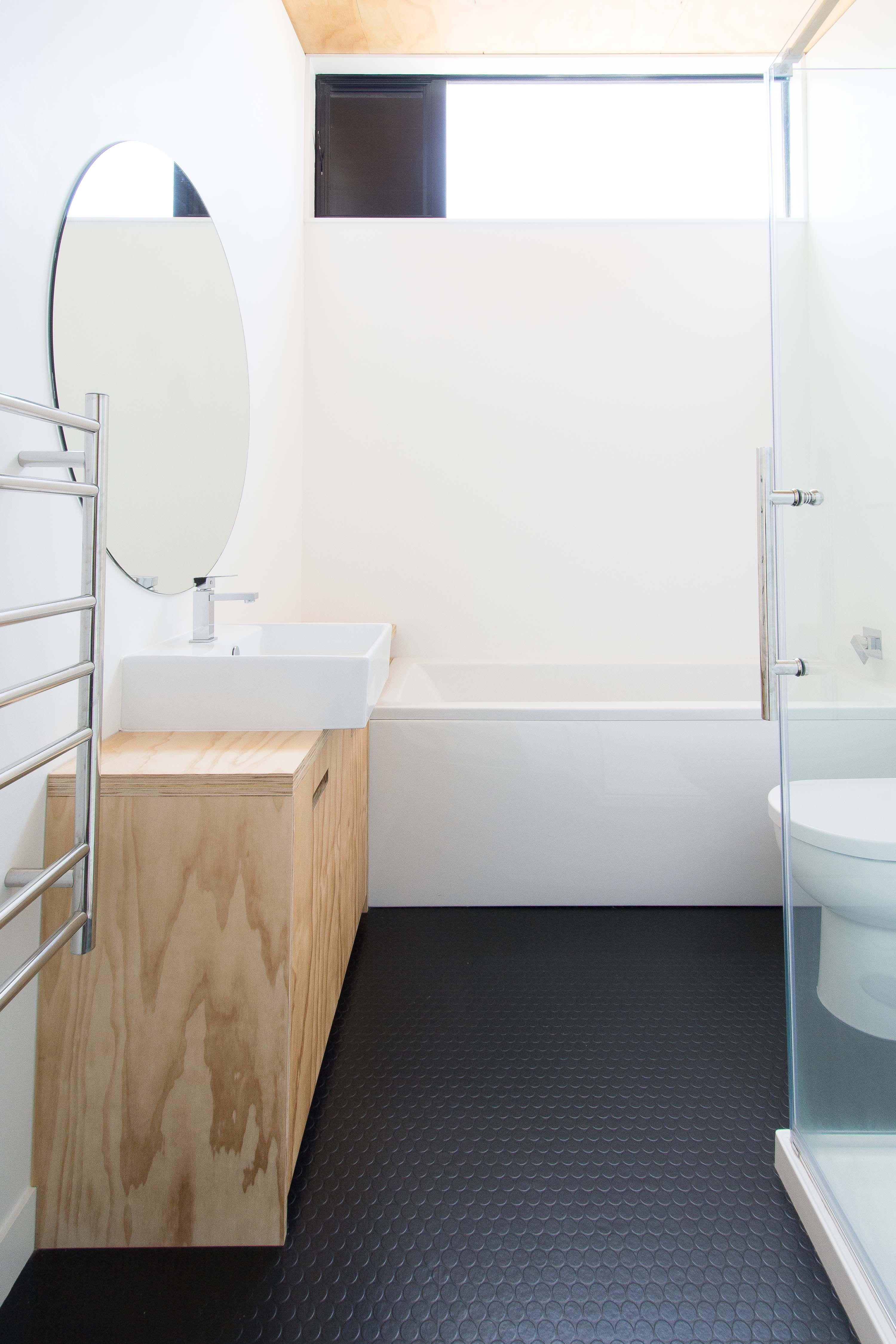 Box Living BATHROOM COATES AVE Bathrooms