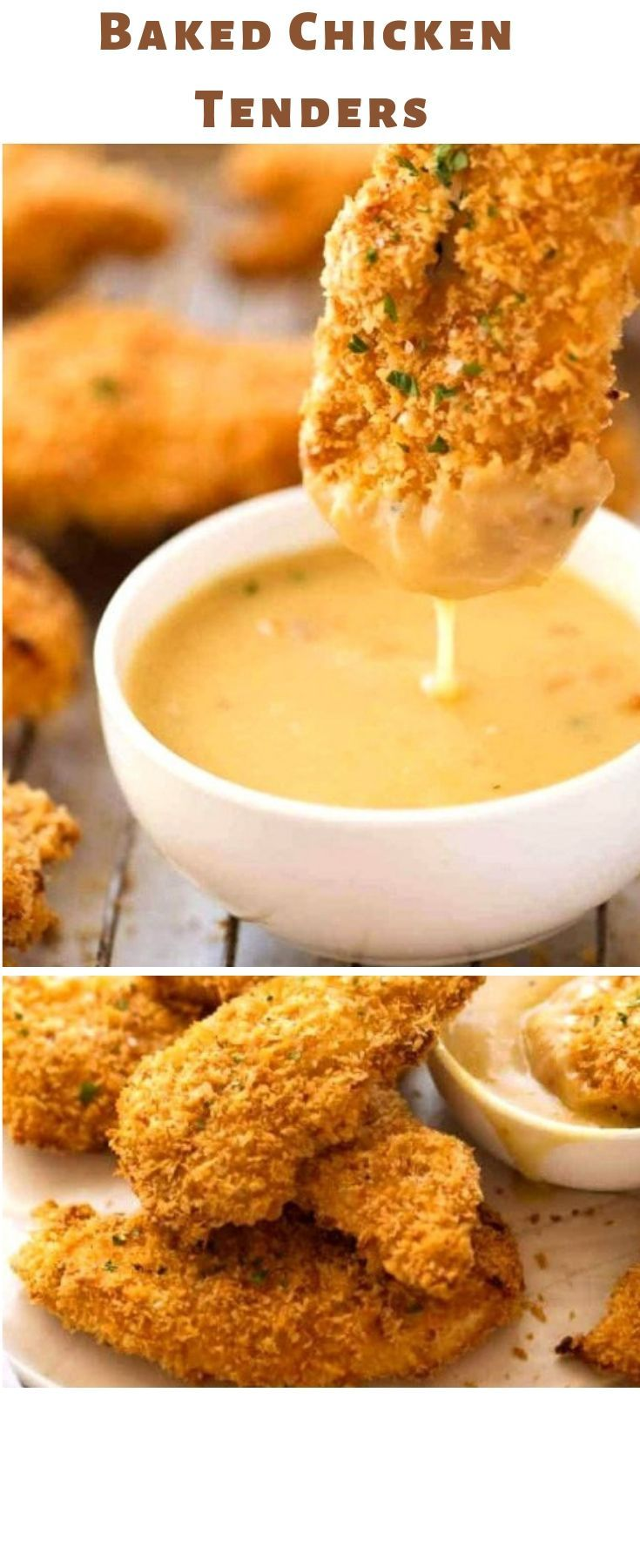 Baked Chicken Tenders images