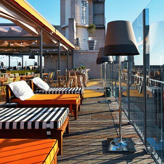Reserve Mama Shelter Bordeaux Bordeaux At Tablet Hotels Mama Shelter Bordeaux Terrasse Rooftop Restaurant Insolite