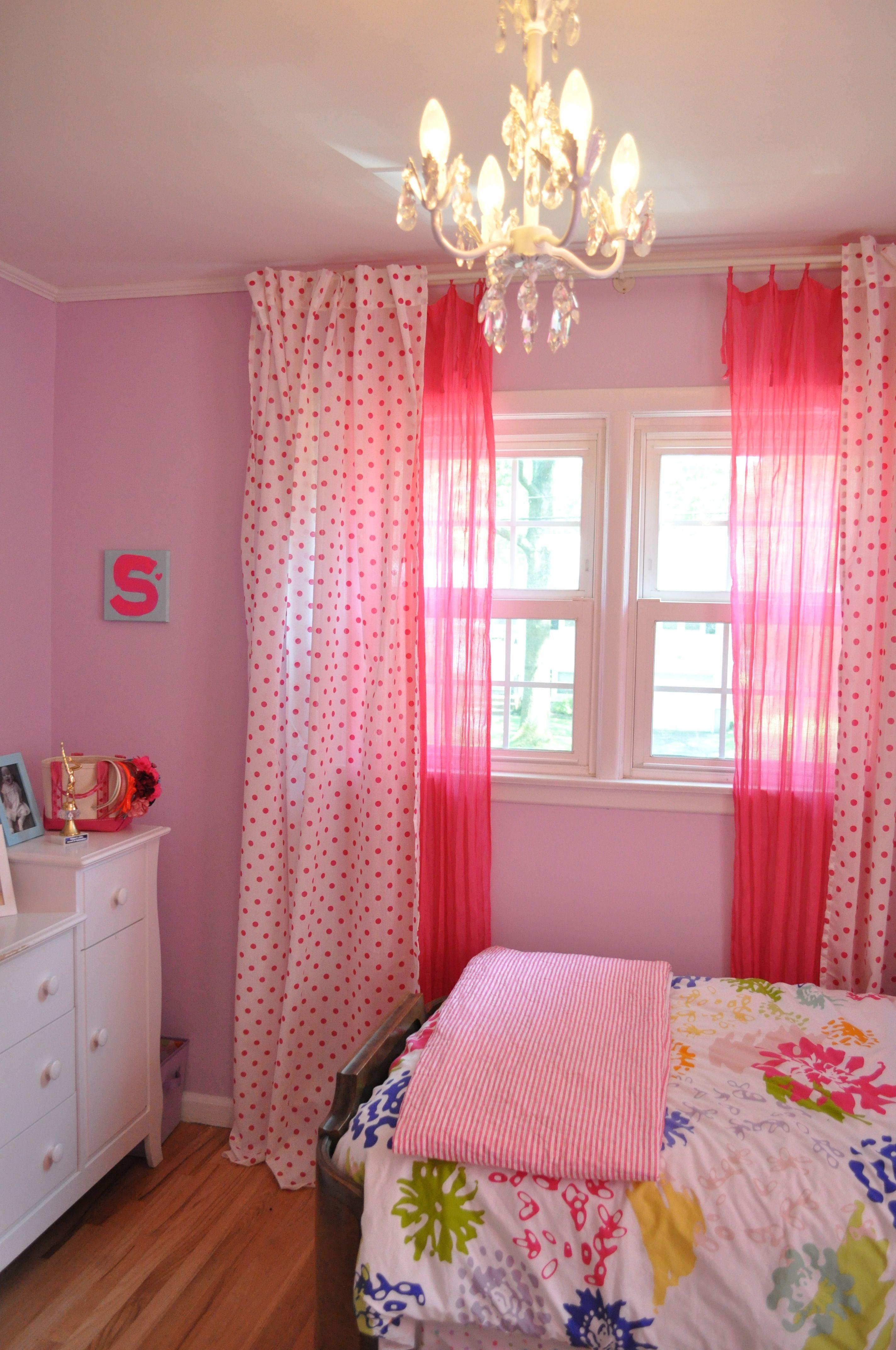 Diy Lengthening Our Master Bedroom Curtains Simple Bedroom