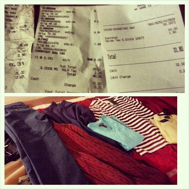 Fashion isn't always cheap... but that doesn't mean it can't b done...  got all this for less than 80 bucks