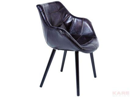 stuhl mit armlehne saddle buffalo big meeting rooms berlin pinterest st hle stuhl leder. Black Bedroom Furniture Sets. Home Design Ideas