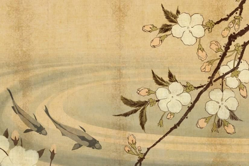 Japanese Wallpaper Download Free Amazing Full Hd Wallpapers For Desktop Computers And Smartpho Traditional Japanese Art Japanese Painting Posters Art Prints