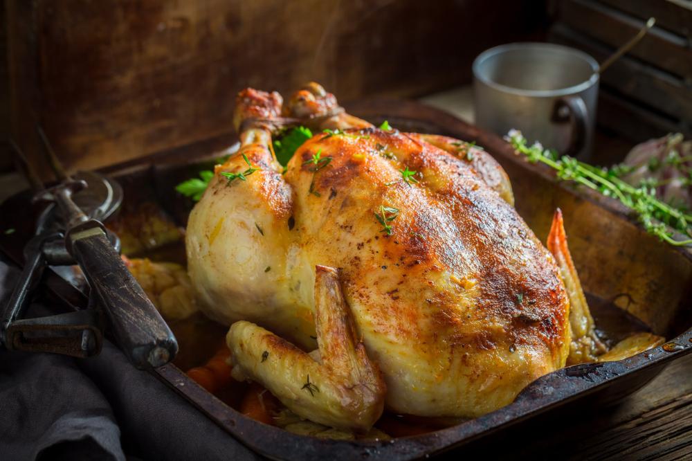 Pollo Al Horno 63 Recetas Fáciles Y Deliciosas De Guarnición Recetas De Pollo Al Horno Recetas Con Pollo Receta Pollo Entero Al Horno