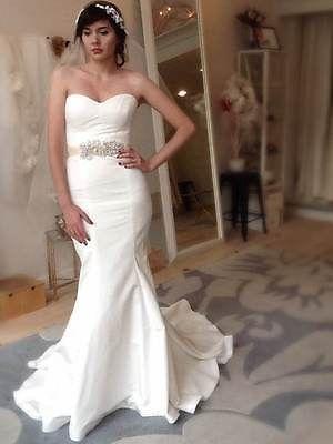 Bhldn Dakota Wedding Dress By Nicole Miller Retails 1200 Buy