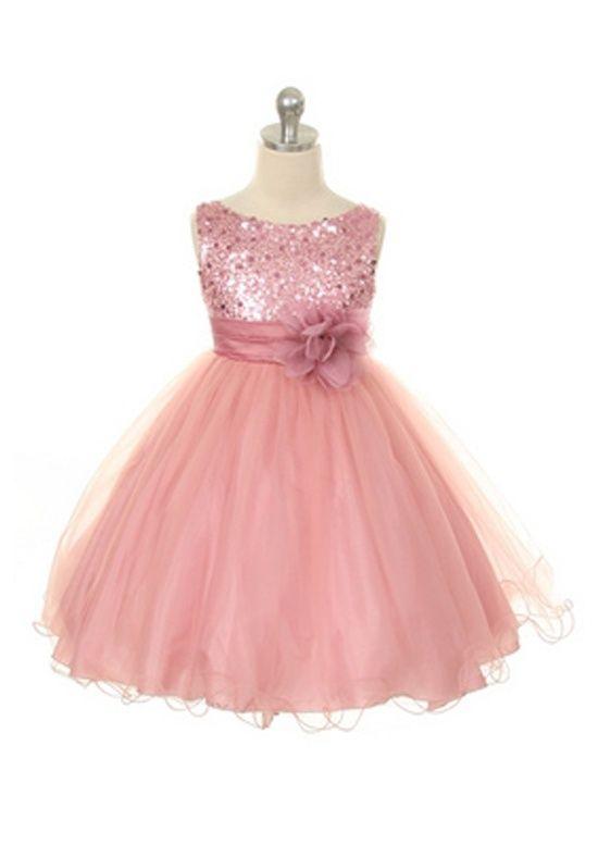 Kids Formal Flower Girl Dresses - Kids Formal Flower Girl Dress ...