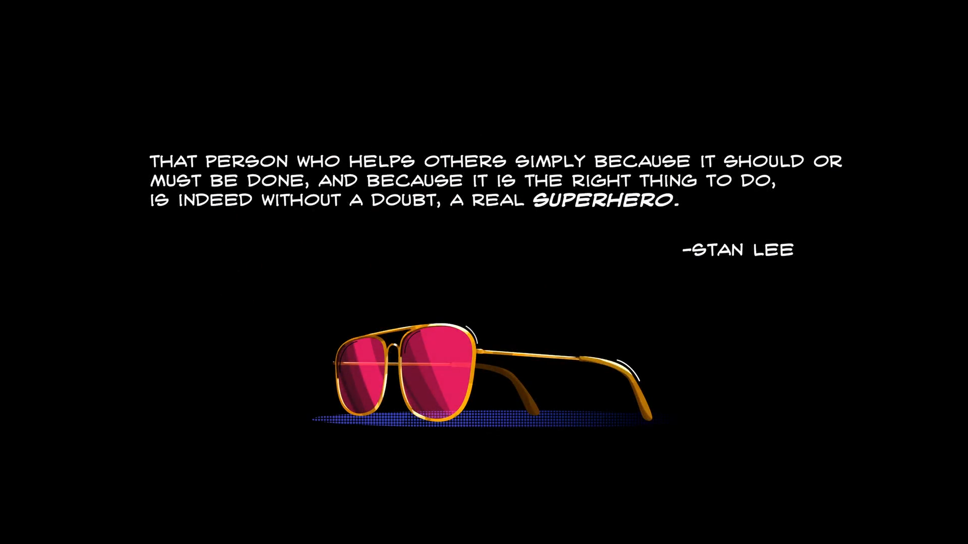 Image result for stan lee spider verse quote