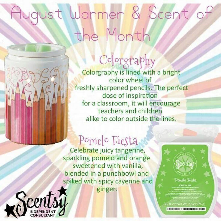 August Warmer And Scent Of The Month Smells Like Fruit Loops Www