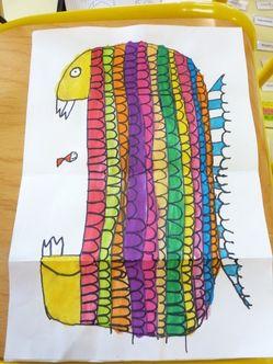 Les 25 meilleures id es de la cat gorie poisson d 39 avril maternelle sur pinterest - Poisson avril maternelle ...