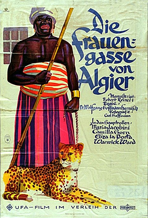 Watch Die Frauengasse von Algier Full-Movie Streaming